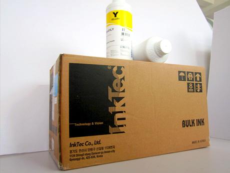 韩国INKTEC热转印墨水