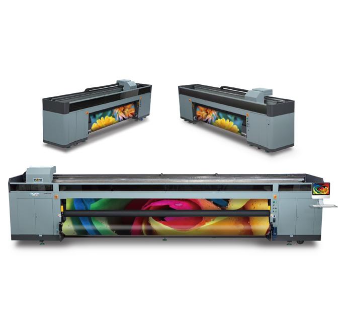 彩神XTRA5000卷材UV机