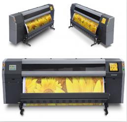 彩神XTRA320卷材UV机 设备外观