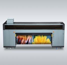 彩神XTRA3300L卷材UV机